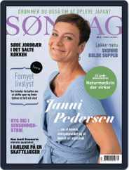 SØNDAG (Digital) Subscription August 2nd, 2021 Issue