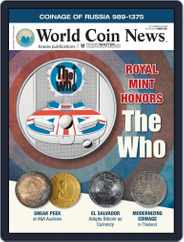 World Coin News (Digital) Subscription August 1st, 2021 Issue