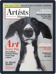 Artists (Digital) Subscription September 1st, 2021 Issue