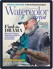 Watercolor Artist (Digital) Subscription June 1st, 2021 Issue
