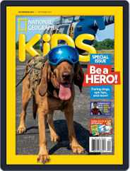 National Geographic Kids (Digital) Subscription September 1st, 2021 Issue