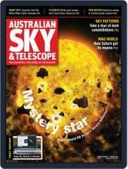 Australian Sky & Telescope (Digital) Subscription September 1st, 2021 Issue
