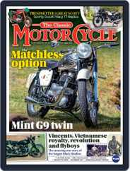 The Classic MotorCycle (Digital) Subscription September 1st, 2021 Issue