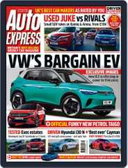 Auto Express (Digital) Subscription August 4th, 2021 Issue