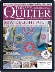 Today's Quilter (Digital) Subscription August 1st, 2021 Issue