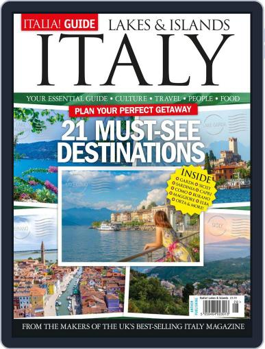 Italia July 22nd, 2021 Digital Back Issue Cover