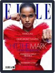 Elle UK (Digital) Subscription September 1st, 2021 Issue