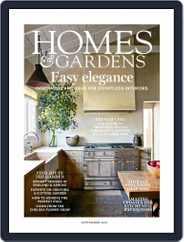 Homes & Gardens (Digital) Subscription September 1st, 2021 Issue