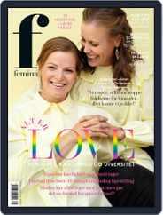 femina Denmark (Digital) Subscription August 5th, 2021 Issue