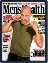 Men's Health (Digital) Subscription September 1st, 2021 Issue