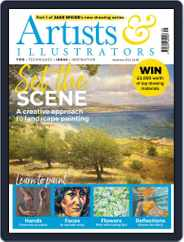 Artists & Illustrators (Digital) Subscription September 1st, 2021 Issue
