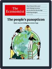 The Economist UK edition (Digital) Subscription August 7th, 2021 Issue