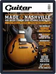 Guitar (Digital) Subscription September 1st, 2021 Issue