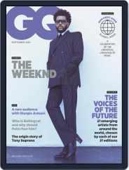 British GQ (Digital) Subscription September 1st, 2021 Issue