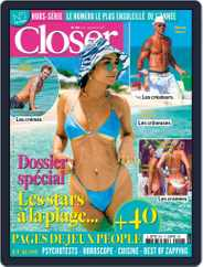 Closer France (Digital) Subscription August 1st, 2021 Issue