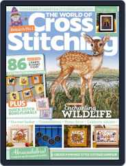 The World of Cross Stitching (Digital) Subscription October 1st, 2021 Issue