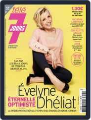 Télé 7 Jours (Digital) Subscription August 14th, 2021 Issue