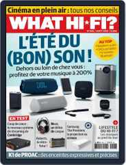 What Hifi France (Digital) Subscription August 1st, 2021 Issue