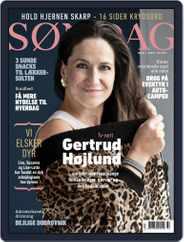 SØNDAG (Digital) Subscription August 16th, 2021 Issue
