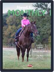 Horse & Rider (Digital) Subscription August 1st, 2021 Issue