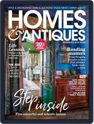 Homes & Antiques (Digital) Subscription September 1st, 2021 Issue