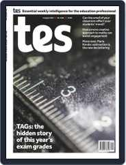 Tes (Digital) Subscription August 6th, 2021 Issue