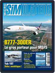 Micro Simulateur (Digital) Subscription August 1st, 2021 Issue