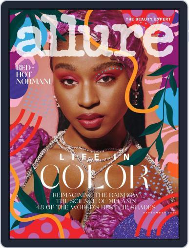 Allure September 1st, 2021 Digital Back Issue Cover