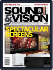 Sound & Vision (Digital) Subscription August 1st, 2021 Issue