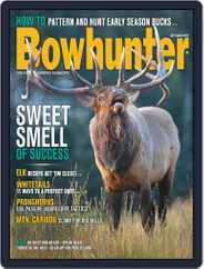 Bowhunter (Digital) Subscription September 1st, 2021 Issue