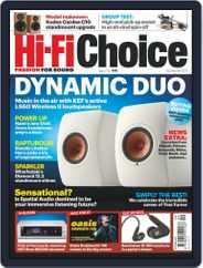 Hi-Fi Choice (Digital) Subscription September 1st, 2021 Issue
