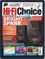 Hi-Fi Choice (Digital) Subscription August 1st, 2021 Issue