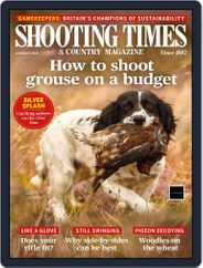 Shooting Times & Country (Digital) Subscription August 11th, 2021 Issue