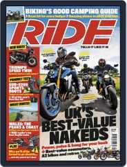 RiDE United Kingdom (Digital) Subscription August 11th, 2021 Issue