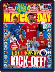 Match Of The Day (Digital) Subscription August 11th, 2021 Issue