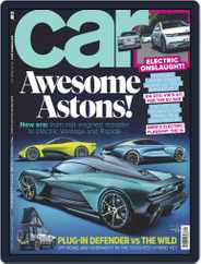 CAR UK (Digital) Subscription September 1st, 2021 Issue