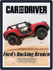Car and Driver (Digital) Subscription September 1st, 2021 Issue