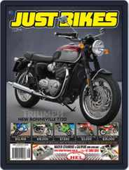 Just Bikes (Digital) Subscription August 2nd, 2021 Issue