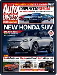 Auto Express (Digital) Subscription August 11th, 2021 Issue