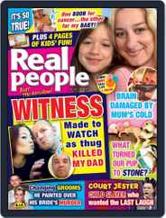 Real People (Digital) Subscription August 19th, 2021 Issue