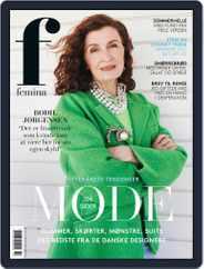femina Denmark (Digital) Subscription August 12th, 2021 Issue