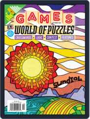 Games World of Puzzles (Digital) Subscription October 1st, 2021 Issue