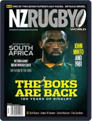 NZ Rugby World (Digital) Subscription August 1st, 2021 Issue