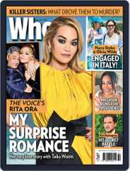 WHO (Digital) Subscription August 23rd, 2021 Issue