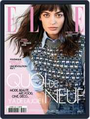 Elle France (Digital) Subscription August 13th, 2021 Issue