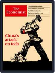 The Economist UK edition (Digital) Subscription August 14th, 2021 Issue