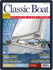 Classic Boat (Digital) Subscription September 1st, 2021 Issue