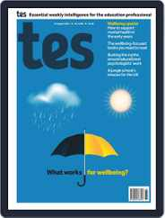 Tes (Digital) Subscription August 13th, 2021 Issue