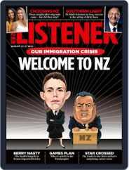 New Zealand Listener (Digital) Subscription August 21st, 2021 Issue