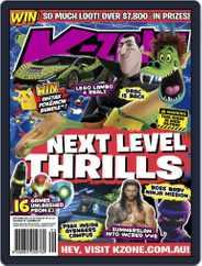 K-Zone (Digital) Subscription September 1st, 2021 Issue